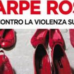Scarpe rosse contro il femminicidio
