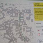 Cartina di Asso-limitazione alla viabilità