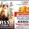ASSO - 1 e 2 Ottobre Festa del Cavallo e Colori & Sapori d'Autunno